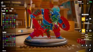 Might and Magic Showdown: The Paintable Heroes and Creatures