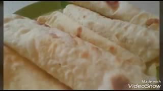#Как Приготовить Вкусный #Лаваш #Дома (Вода,Мука,Соль)| Homemade Pita Bread Recipe