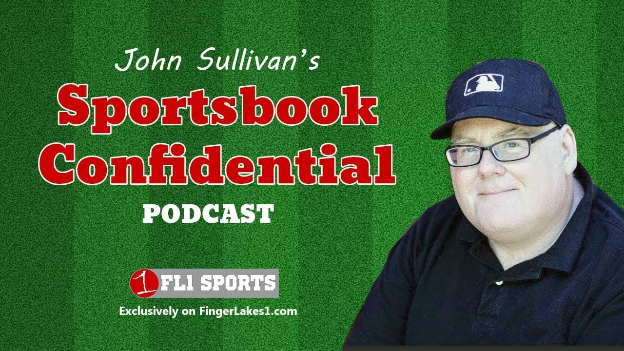SPORTSBOOK CONFIDENTIAL with John Sullivan LIVE at 11 AM (podcast)