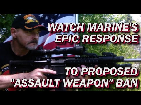 Marine's Rant On Gun Control Still Relevant After #AlexandriaShooting