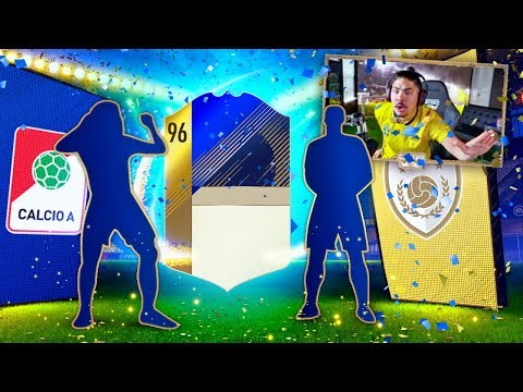 ICON AND 95 TOTS IN THE SAME PACK FIFA 18