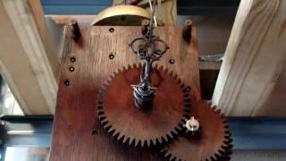 Antique Wood Works Clock Repair - Gulf Coast Clock Co - Pensacola, Florida