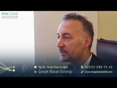 Çarpık Bacak Estetiği - Op. Dr. Arda Katırcıoğlu