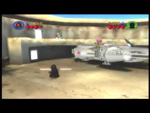 Let's Play LEGO Star Wars - Episode IV: Chapter 2