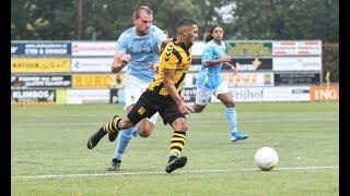 DVS'33 Ermelo - H.V. & C.V. Quick (zon) - KNVB Beker