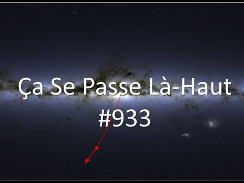 [Astrophysique] Une étoile éjectée Par Sgr A* à 1755 Km/s