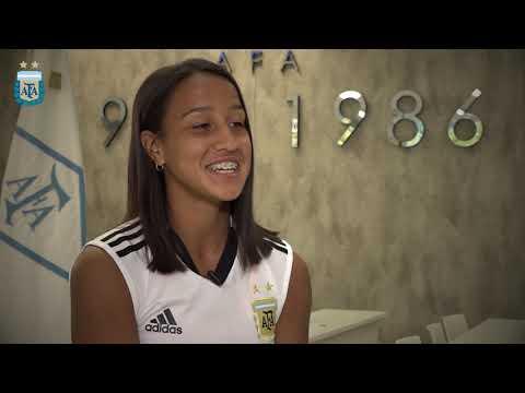 #SudamericanoSub20 Nuestras representantes: Dalila Ippolito