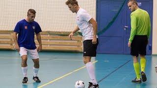 Nocna Liga Futsalu: Stacja Paliw Deptuła Kadzidło - Rodzice Korony