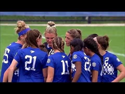 2017 NCAA Women's Soccer   Loyola Chicago vs Kentucky
