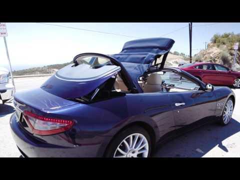 Apex Episode 1: 2015 Maserati GranTurismo Convertible Review