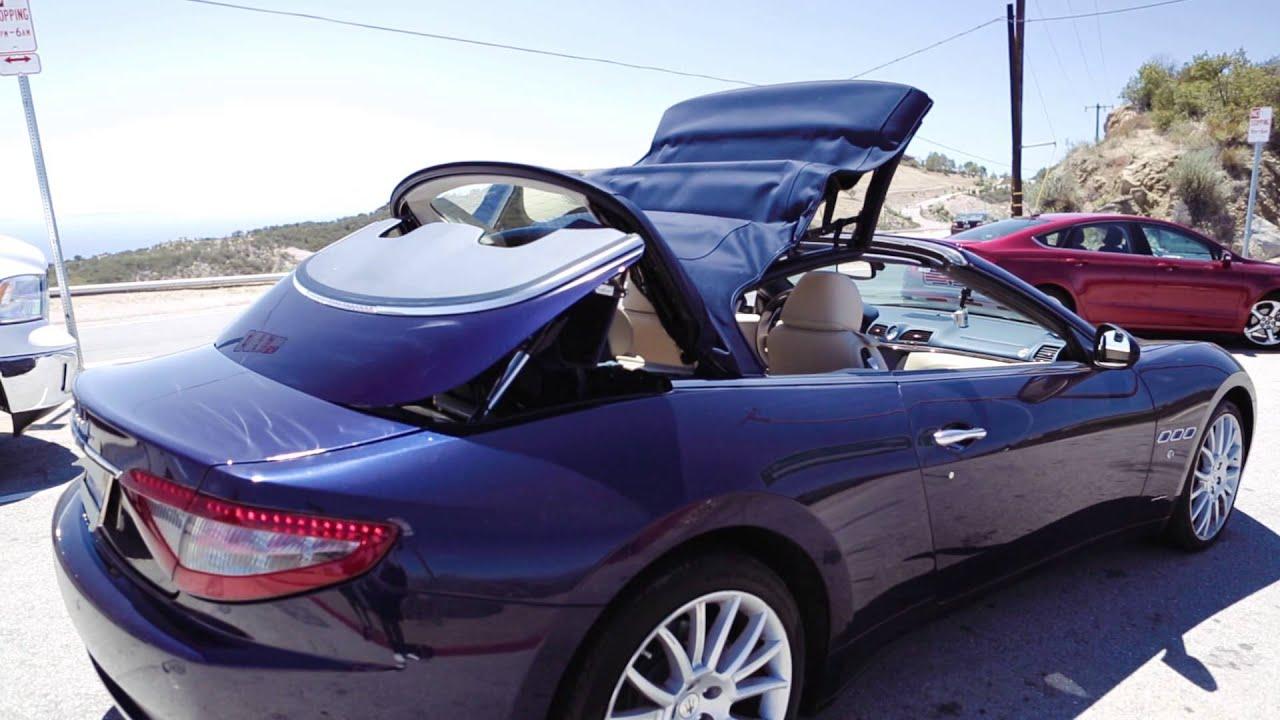 Maserati >> Apex Episode 1: 2015 Maserati GranTurismo Convertible Review - YouTube