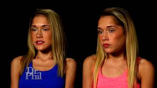 Identical Twins On Shared Eating Disorder 'It's Not For The Attention'