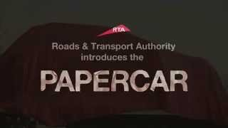 PaperCar for AdAge 720p