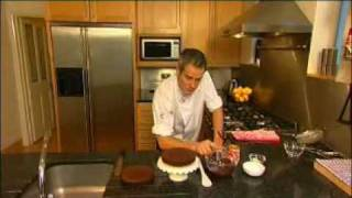 Simply Scrumptious Chocolate Fudge Cake: Celebrity Chef P...