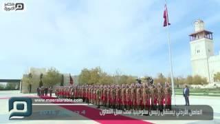 مصر العربية | العاهل الأردني يستقبل رئيس سلوفينيا لبحث سبل التعاون
