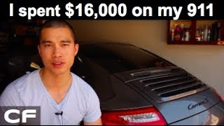 Porsche 911 - 4 Year Cost of Ownership Review (997.2 Carrera S)