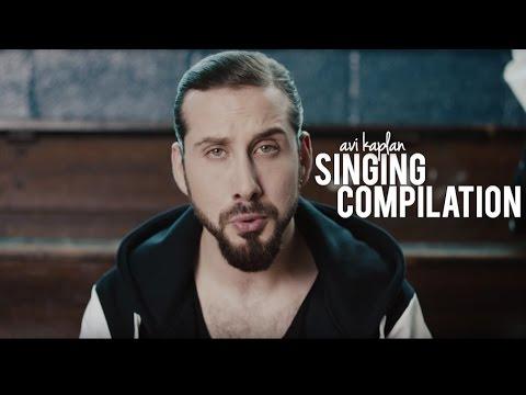 Avi Kaplan Singing Compilation