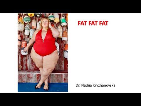 Жирный жир. Надежда Крыжановская