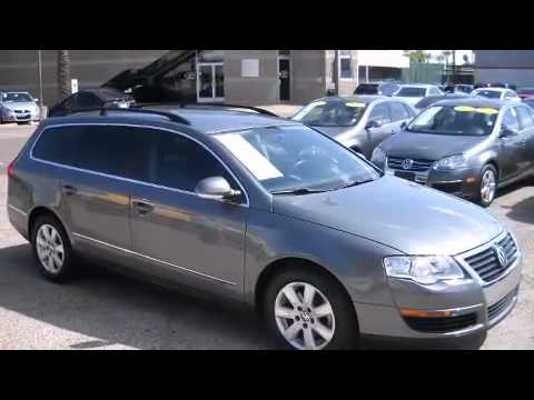 2008 Volkswagen Passat Turbo Station Wagon In Phoenix Az 85014 Youtube