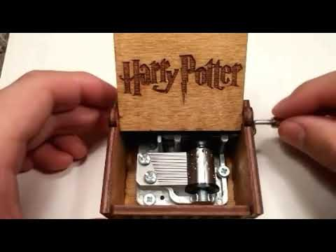 Harry Potter Music Box Review