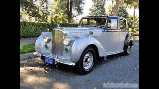 1951 Bentley Mark VI Saloon for Sale