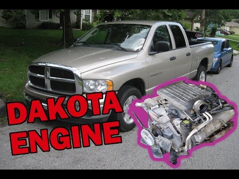 Dodge Dakota 4.7 into a Dodge Ram 1500 - 4.7 swap part 1 ...