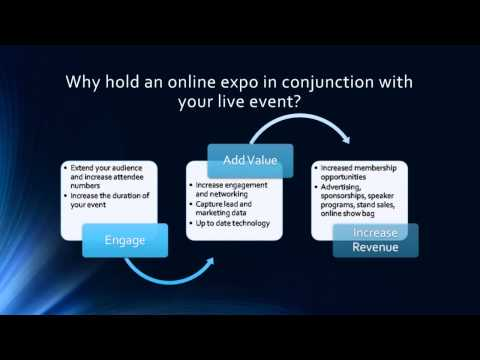 Expose and Engage - How to Take Your Expo Online