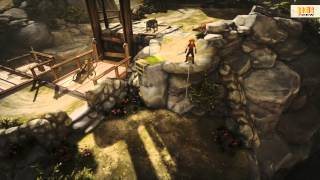 BROTHERS: A TALE OF TWO SONS / ОБЗОР ИГРЫ НА РУССКОМ / XBOX 360 GAMEPLAY