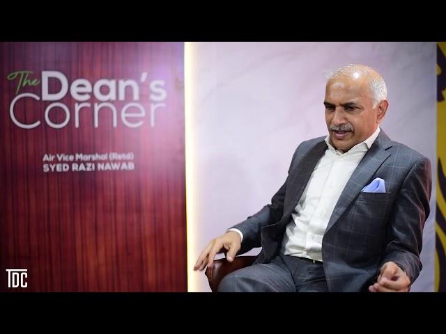 The Dean's Corner - Episode 2 - My Journey