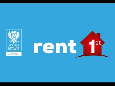 Rent 1st - Perth & Kinross Council Housing