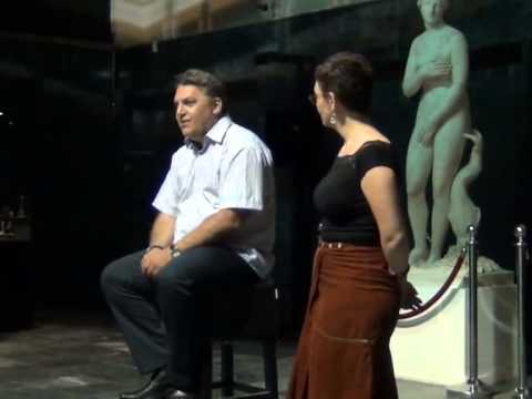 HAEMUS lecture 02: Dalibor Jovanovski - Greek foreign policy and the Macedonian name