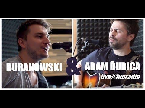 Adam Ďurica feat. Buranowski - Jazero (live@Funradio)