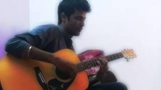 Tu meri zindagi hai - Cover Instrumental on Guitar