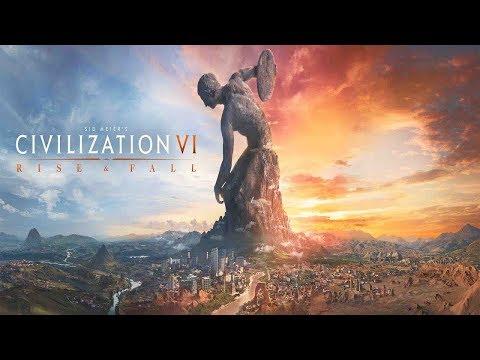[FR] Civilization 6 - Rise and Fall - Corée 1