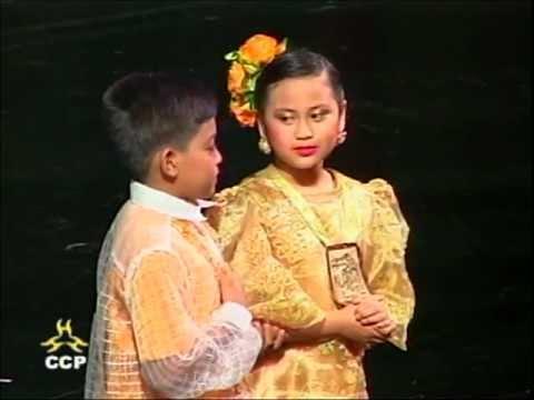 Sta Clara Pinung-pino - Fertility Ritual/Music & Dance of Bulacan - NAMCYA 2012 - CCP