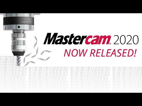 Mastercam 2020 Trailer