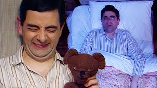 Can't Sleep Bean | Mr Bean Full Episodes | Mr Bean Official
