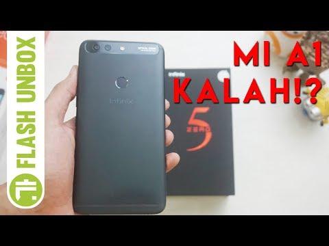 Ada yang bilang ini adalah smartphone yang cukup kuat untuk menandingi Xiaomi Mi A1. Apakah benar?? .