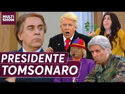 TOMSONARO, Tiririca e Tromp: caos no CONGRESSO! 😂 | Melhores Momentos | Multi Tom | Humor Multishow