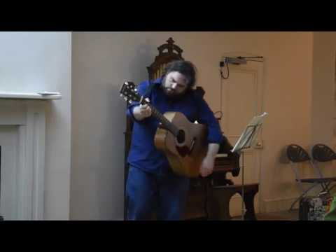 Chris T-T live at The Workhouse, 'How will we Cope?'