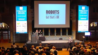 Robots Will Steal Your Job but That's OK - Federico Pistono