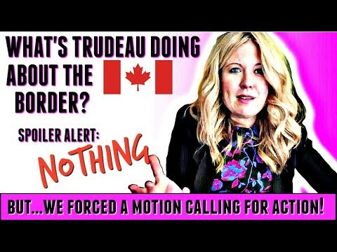 Conservatives are forcing Justin Trudeau to vote on our motion about illegal border crossings