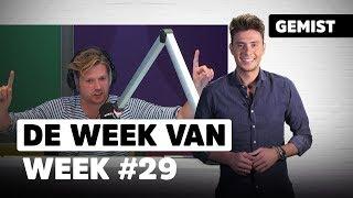 Dronken man boos op sidekick Chris | De Week Van 538