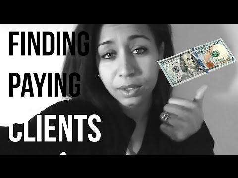 How To Find Paying Clients As A Music Producer