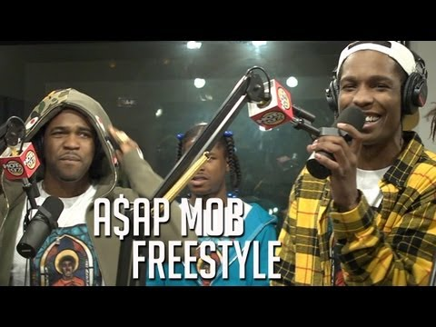 A$AP MOB FREESTYLES