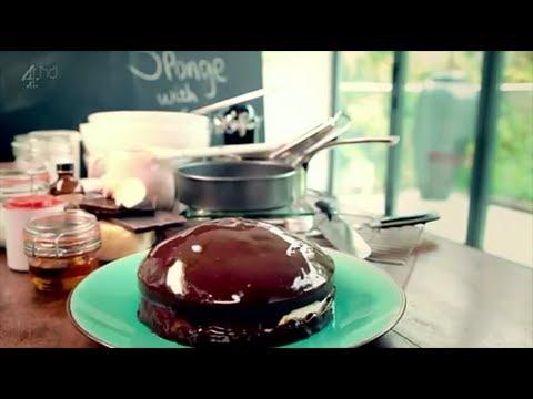 Gordon ramsay ginger sponge cake recipe