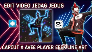 Download lagu CARA EDIT JEDAG JEDUG EFEK LINEART AVEE PLAYER DI CAPCUT