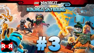 LEGO Ninjago: Skybound (By LEGO Systems) - iOS / Android - Walkthrough Gameplay Part 3
