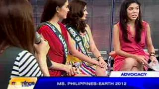 [ANC Mornings] Miss Philippines Earth ladies talking 'green'