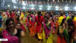 Aavi Nav Navratri Re | Lili Lemdi Re | United Way of Baroda | Garba Mahotsav 2018 | #NimsGroup